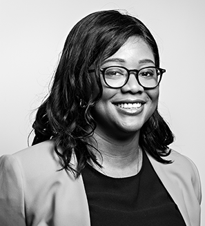 portrait Michèle Mboughe Obame